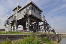 Mexicobruggen in Antwerpen