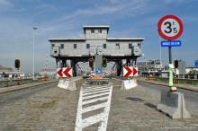 Mexicobruggen in Antwerpen, 31.08.2015