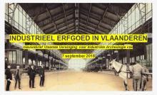 e-nieuwsbrief 'Industrieel Erfgoed in Vlaanderen', september 2018