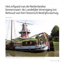 George SNIJDER: Het erfgoed van de Nederlandse binnenvaart
