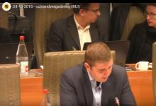 Het Parlementair debat