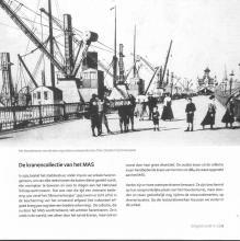 Erfgoed van Industrie en Techniek, 2018 nr 2: hijskranen, Antwerpen