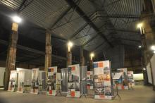 Onze VVIA tentoonstelling in MUHBA Oliva Artés