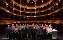 de winnaars van de European Heritage Awards/Europa Nostra Awards 2019